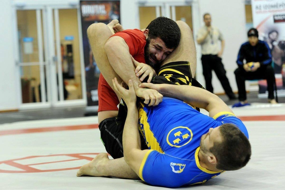 New format for Submission Wrestling training at Shooters HQ