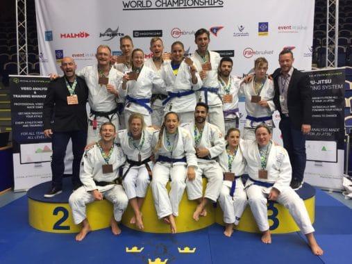 Sverige tog brons vm i varja